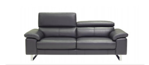 Italian Bahia Sofa and Bahia Love Seat. 4 Recliners in total