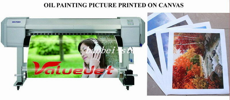 how to get a picture printed on canvas