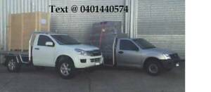Easy Ute Deliveries, ute and Man, Moving , Relocations Service
