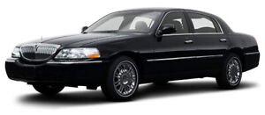 WANTED:  LINCOLN TOWN CAR