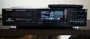 WANTED: OLD MARANTZ DENON TASCAM PHILIPS MAGNAVOX CD PLAYER