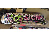"""Rossignol snowboards skateboard deck 8"""""""