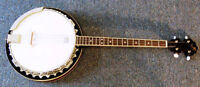 Four - 4 - String Banjo Wanted