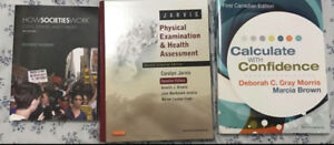 NURSING TEXTBOOKS - 1st YEAR + 2nd YEAR