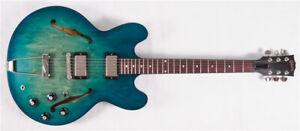 Gibson ES-330 Aquamarine Satin