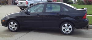 2004 Ford Focus ZTS Must Sell Asap!!