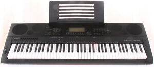 MINT Casio Workstation 7500 with stands and chair