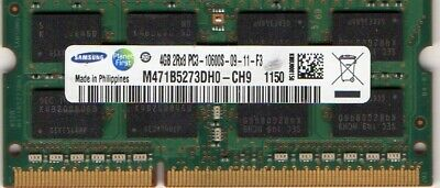 4GB Acer Aspire Series 5740 5741 5742 5745 5749 5750 5755 DDR3 Laptop Memory