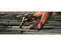 Roofer. Repairs from £70 gutter cleaning from £40.