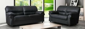 Brand New Leather Candy 3+2 Or Corner Sofa Now On Offer