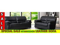WOW OFFER 3+2 sofas brand new chocolate brown free pouffe