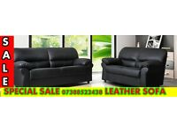 THE MOST GRAND ;;;; OFFER--- LATHER SOFA----- SET 3+2