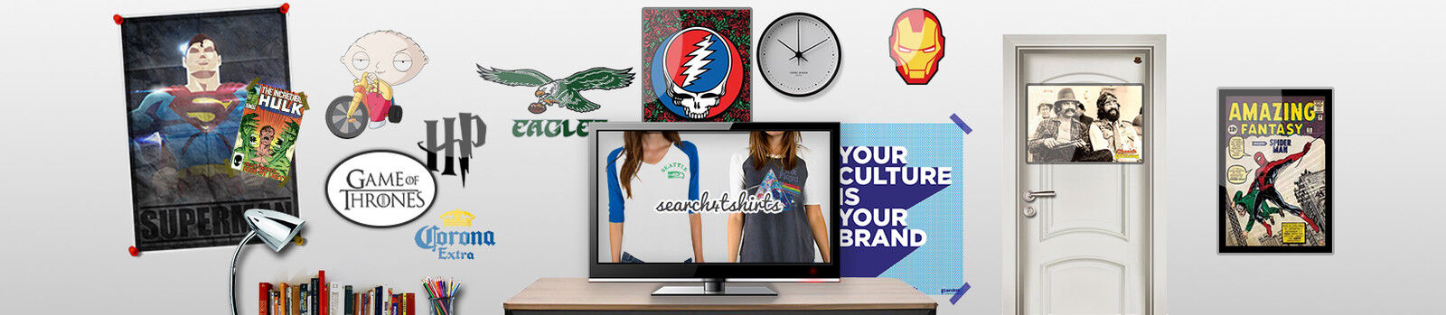 Search4tshirts - Graphic T-Shirts
