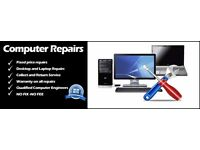 computer repair at home london