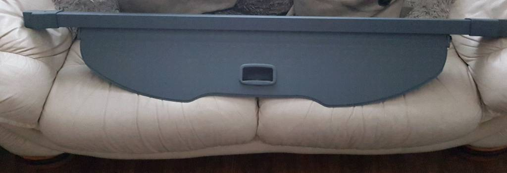 Ford S-max loading cover