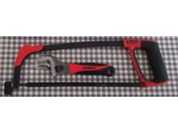 Adjustable Saw & wrench