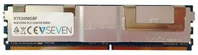 V7 8GB DDR2 PC2-5300 667Mhz SERVER FB DIMM Server Module de mémoire