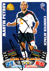 Bolton-Wanderers-F-C-Martin-Petrov-Hand-Signed-11-12-Match-Attax
