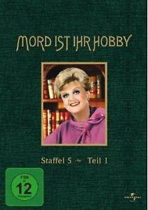 NEU & OVP DVD Mord ist ihr Hobby - Staffel 5.1 (2012)