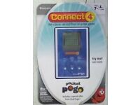 Connect 4 electronic lcd game