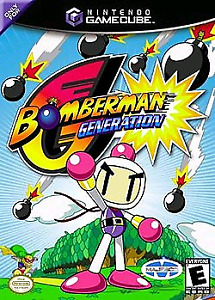 Wanted: Bomberman Generation for the Nintendo Gamecube
