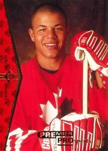 1994-95 SP ... complete set .. 195 hockey cards .. IGINLA ROOKIE