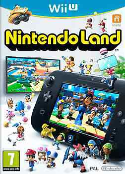 Nintendo Land (Wii U) - USED *VGC*
