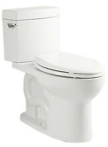 Two piece premium elongated Toilet.Free Delivery.C 647 285 2700