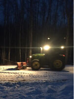 Wembley area snow removal