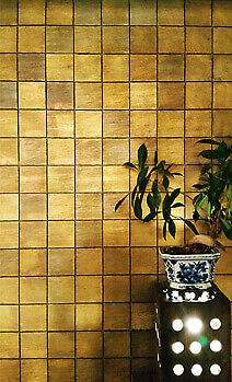 Brass Tile - Custom Designed, Limited Edition