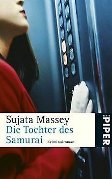 Die Tochter des Samurai: Kriminalroman von Massey, Sujata | Buch | Zustand gut