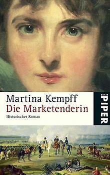 Die Marketenderin: Historischer Roman von Kempff, Martina   Buch   Zustand gut gebraucht kaufen  Berlin