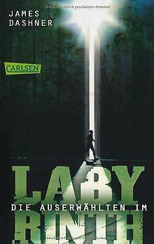 Die Auserwählten - Im Labyrinth von Dashner, James | Buch | Zustand sehr gut