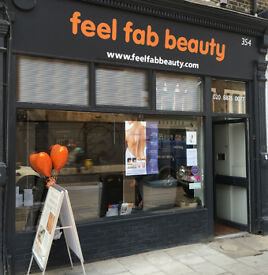 Experienced Beauty Therapist Wanted for Earlsfield Salon!