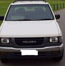 1996 Holden Rodeo GreatWork Horse Melbourne CBD Melbourne City Preview