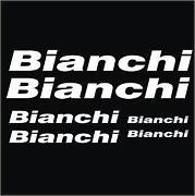 Bianchi Aufkleber