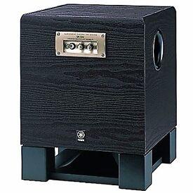 Yamaha YST-SW320 active subwoofer speaker
