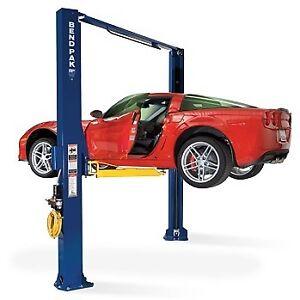 lift automobile 9000 lbs.