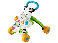 Fisher-Price Learn with Me Zebra Walker pick up from EN9 or N15