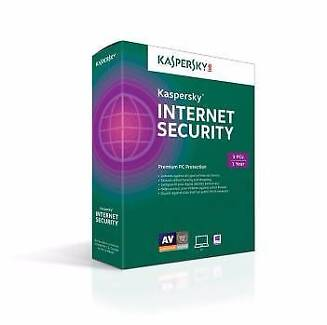 Kaspersky Internet Security 2018 3 PC 1 Year - CHRISTMAS DEAL