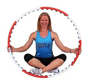 AS NEW, STILL BOXED Fitness Exercise Hula Hoop