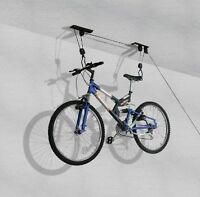 2 SUPPORTS À VÉLO EN STAINLESS