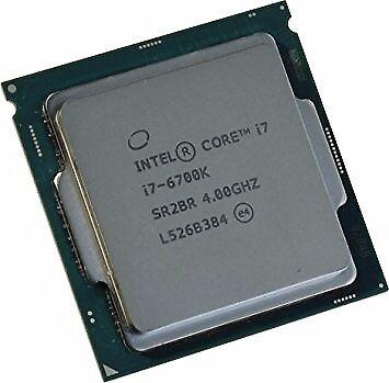 Kit i7 6700k + motherboard +ddr