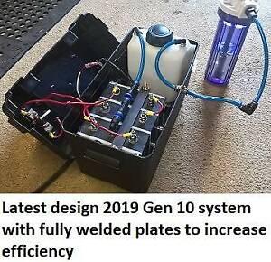 Fuel saver Gen 10 Hydrogen generator for Motor Homes n Campervans