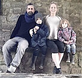 Vegetarian Steiner Family looking for another family to rent with in Frome