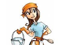 Cleaner in Waterside/Derry looking for work