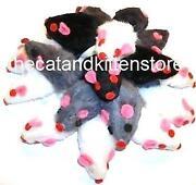 Rabbit Fur Cat Toy