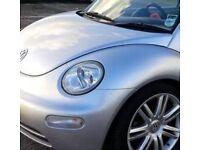 VW Beetle Angel Eye Headlights