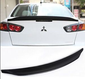 08+ Mitsubishi Lancer / or Ralliart RS duck tail spoiler