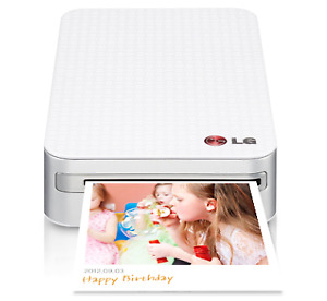 LG POCKET PRINTER PD233